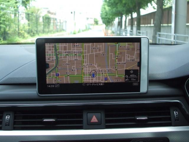 アウディ アウディ A4 1.4TFSIスポーツ 登録済 未使用車 純正ナビ TV
