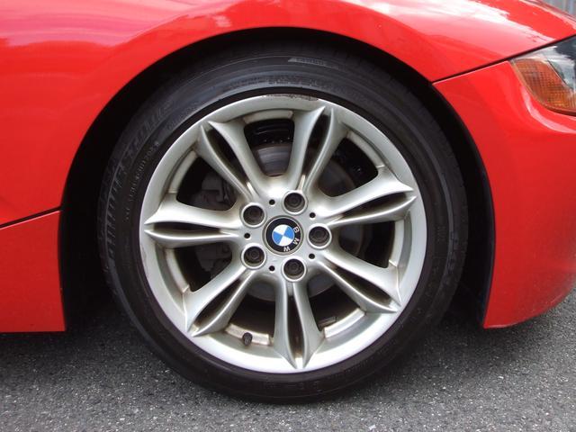 BMW BMW Z4 2.2i ロードスター 黒革シートヒーター HDDナビ TV