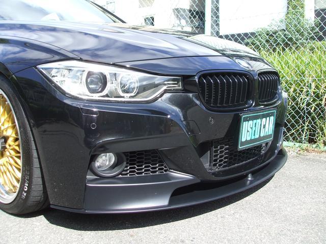 BMW BMW アクティブハイブリッド3 Mスポーツ 禁煙車 19アルミ