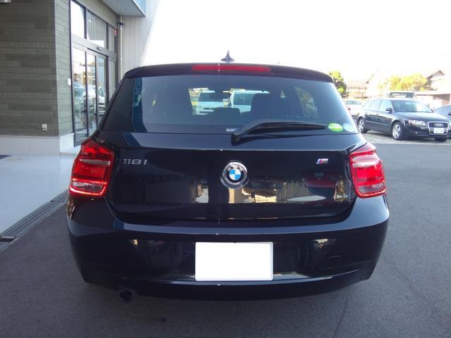 BMW BMW 116i HID 記録簿 禁煙車 スマートキー ナビTV