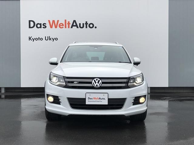 「フォルクスワーゲン」「VW ティグアン」「SUV・クロカン」「京都府」の中古車3