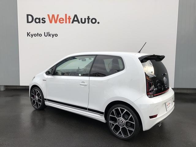 「フォルクスワーゲン」「VW アップ!」「コンパクトカー」「京都府」の中古車4