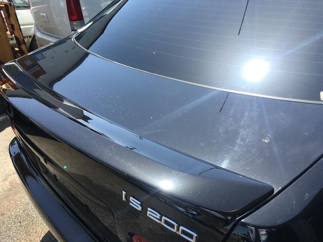 トヨタ アルテッツァ RS200 ナビ ETC