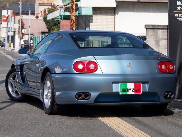 「フェラーリ」「456」「クーペ」「兵庫県」の中古車4