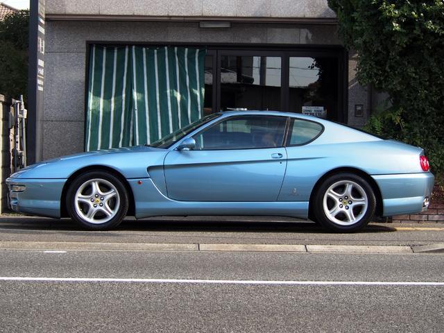 「フェラーリ」「456」「クーペ」「兵庫県」の中古車8