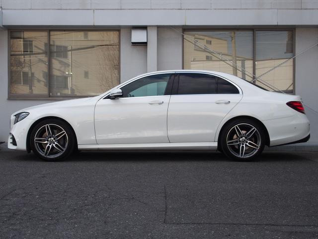 E220d AVスポーツ レザーP ワンオーナー新車保証継承(3枚目)