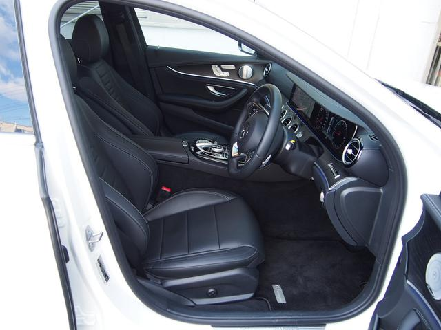 E220d AVスポーツ レザーP ワンオーナー新車保証継承(15枚目)