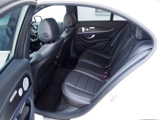 E220d AVスポーツ レザーP ワンオーナー新車保証継承(17枚目)