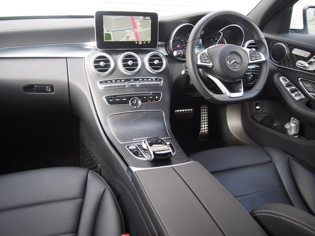 C220d AV AMGライン 認定中古車2年保証 車検付き(13枚目)