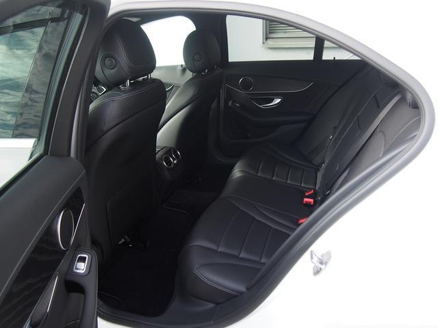 C220d AV AMGライン 認定中古車2年保証 車検付き(16枚目)