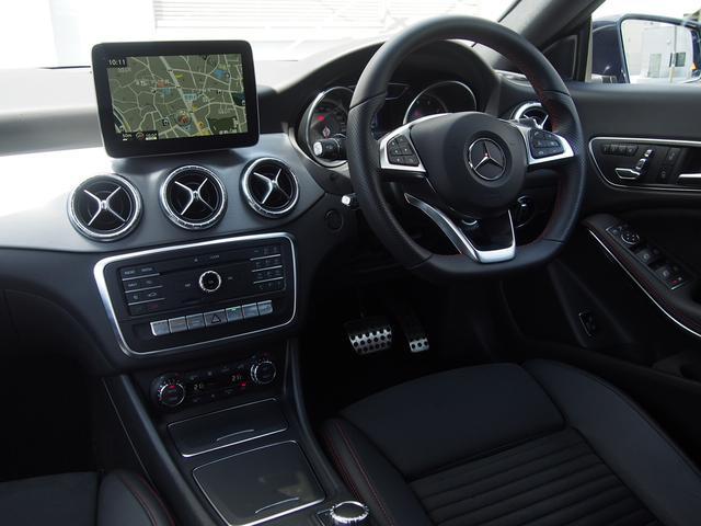 CLA180スポーツ レーダーセーフティP 新車保証継承(14枚目)