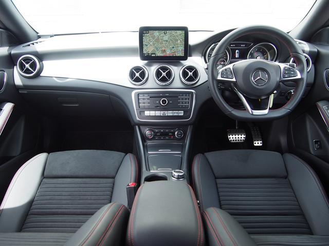 CLA180シューティングブレークAMGスタイル新車保証継承(4枚目)