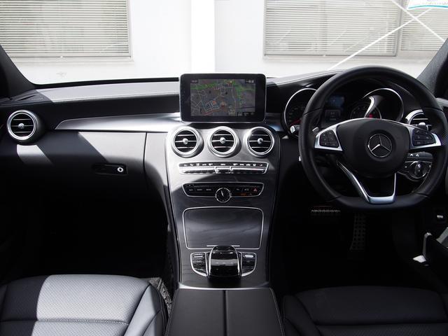 C200AV 4マチック AMGライン 認定中古車2年保証(4枚目)