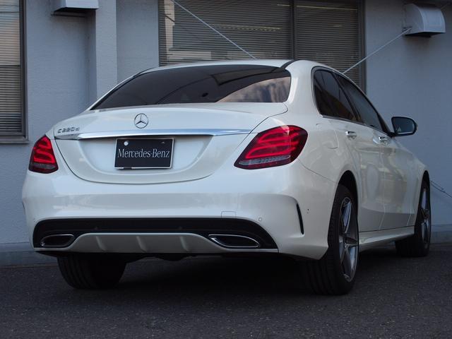 C220dローレウスエディション ワンオーナー 新車保証継承(2枚目)