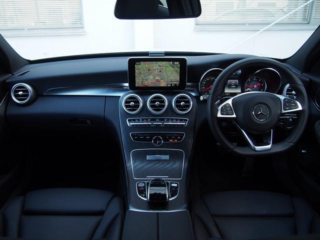 C220dローレウスエディション ワンオーナー 新車保証継承(4枚目)