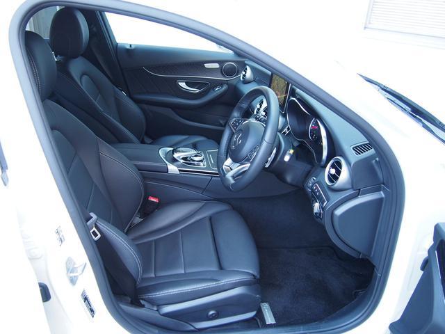 C220dローレウスエディション ワンオーナー 新車保証継承(15枚目)