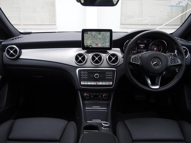 GLA220 4マチック プレミアムP 新車保証継承(4枚目)