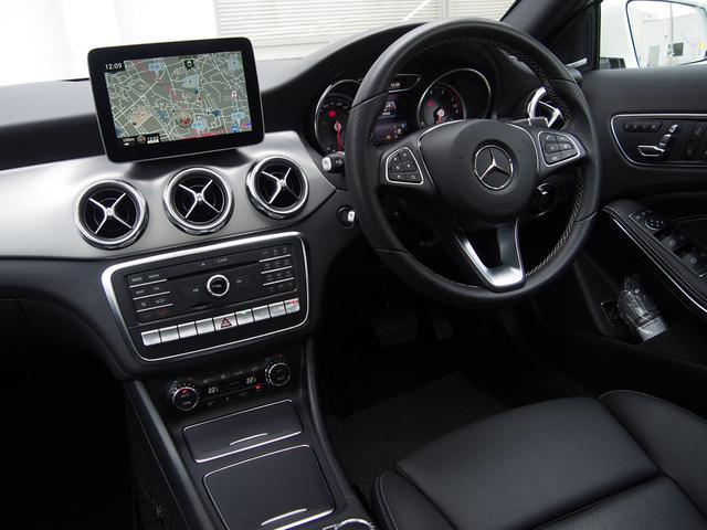GLA220 4マチック プレミアムP 新車保証継承(14枚目)