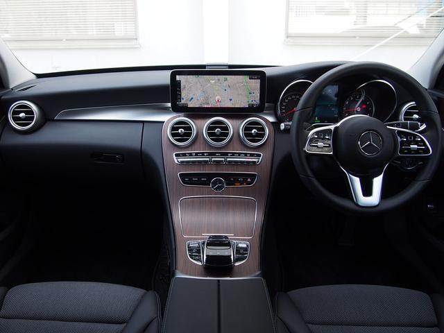 C200アバンギャルド セーフティP 新車保証継承 デモカー(4枚目)