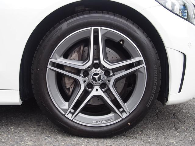 C220dワゴンAV AMGライン 新車保証継承ワンオーナー(13枚目)
