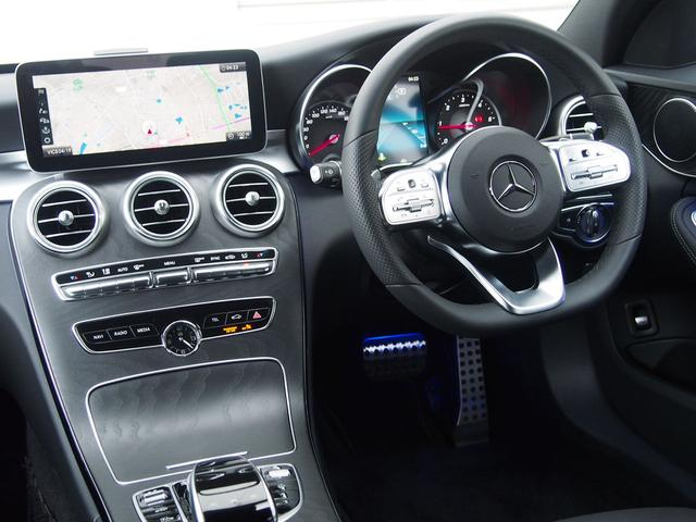 C220dワゴンAV AMGライン 新車保証継承ワンオーナー(14枚目)