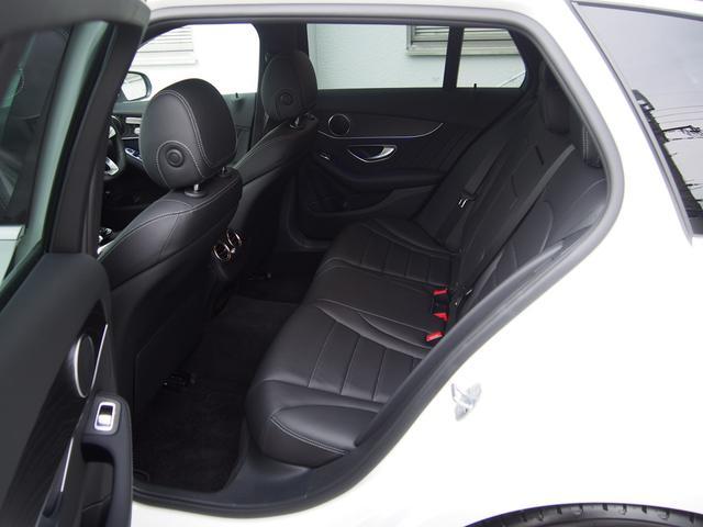 C220dワゴンAV AMGライン 新車保証継承ワンオーナー(17枚目)
