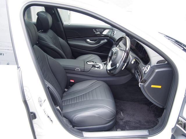 S400d AMGラインプラス レザーエクスクルーシブP(9枚目)