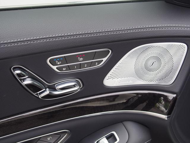S400d AMGラインプラス レザーエクスクルーシブP(19枚目)