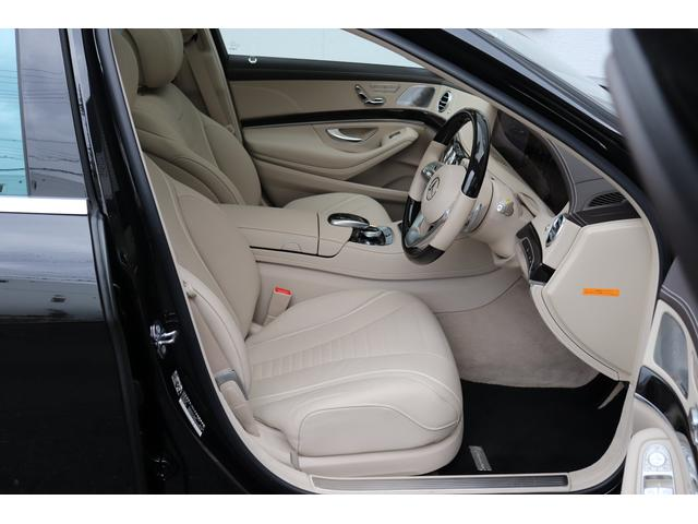 S450エクスクルーシブ AMGラインプラス ベージュレザー(9枚目)