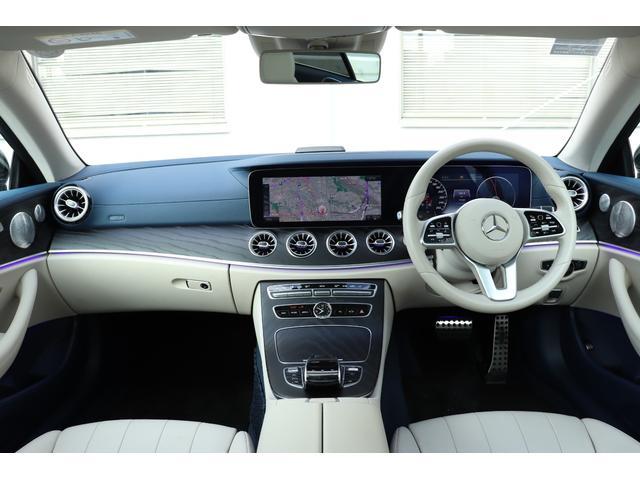 E200 クーペ スポーツ 認定中古車2年保証 レザーパッケージ(4枚目)