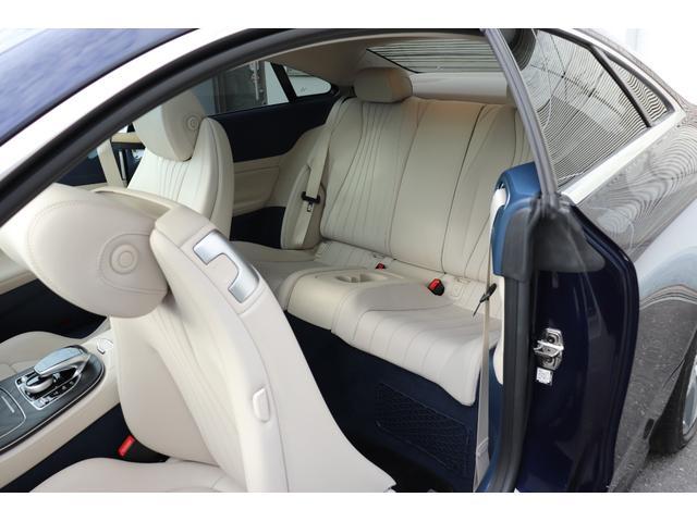 E200 クーペ スポーツ 認定中古車2年保証 レザーパッケージ(17枚目)