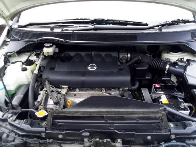 日産 プレサージュ X エアロナビバックカメラHIDカードキーTチェーンエンジン