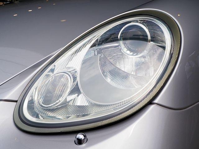 ポルシェ ポルシェ ケイマン S ティプトロニック 2007年モデル 法定整備付