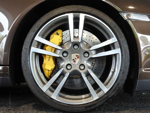 911ターボ PDK 4WD 2010年モデル認定中古車保証(5枚目)