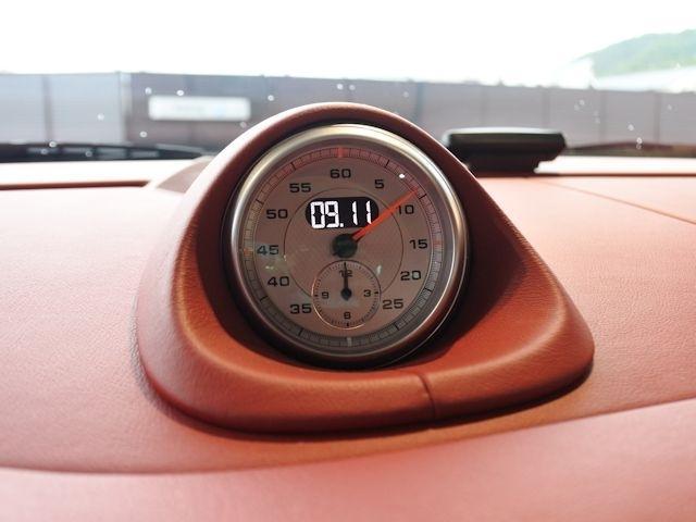 911ターボ PDK 4WD 2010年モデル認定中古車保証(14枚目)