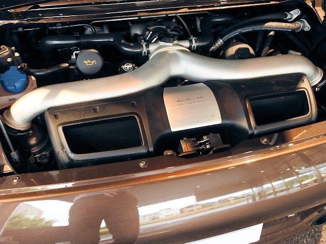 911ターボ PDK 4WD 2010年モデル認定中古車保証(20枚目)