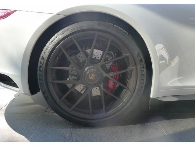 911カレラGTSカブリオレ 2019年モデル(7枚目)
