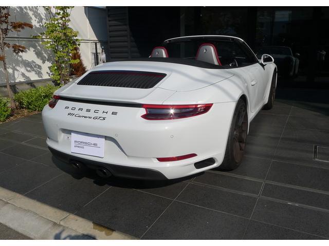 911カレラGTSカブリオレ 2019年モデル(9枚目)