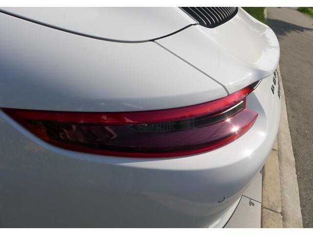 911カレラGTSカブリオレ 2019年モデル(17枚目)