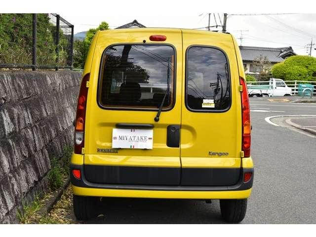 「ルノー」「カングー」「ミニバン・ワンボックス」「奈良県」の中古車6