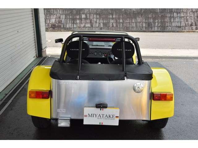 「ケータハム」「ケータハム セブン160」「オープンカー」「奈良県」の中古車4