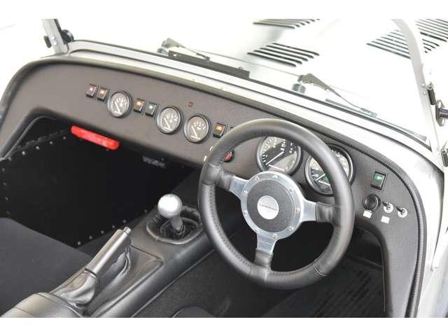 「ケータハム」「ケータハム セブン160」「オープンカー」「奈良県」の中古車12