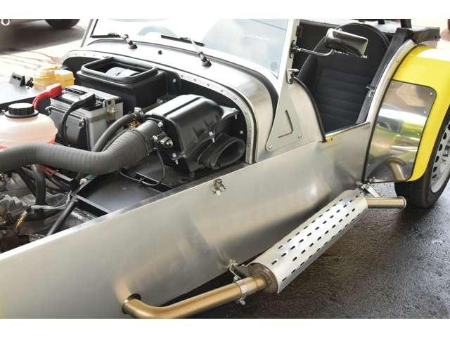 「ケータハム」「ケータハム セブン160」「オープンカー」「奈良県」の中古車19