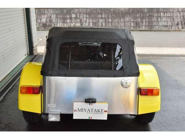 「ケータハム」「ケータハム セブン160」「オープンカー」「奈良県」の中古車22