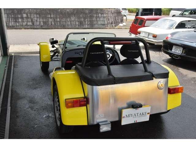 「ケータハム」「ケータハム セブン160」「オープンカー」「奈良県」の中古車23