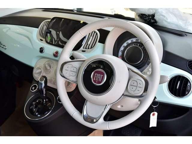 「フィアット」「フィアット 500」「コンパクトカー」「奈良県」の中古車9