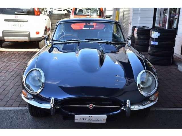 「ジャガー」「ジャガー Eタイプ」「クーペ」「奈良県」の中古車4