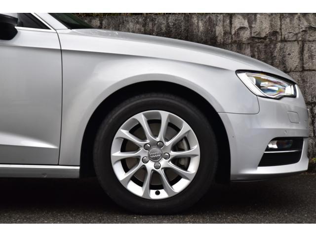 「アウディ」「A3」「コンパクトカー」「奈良県」の中古車15