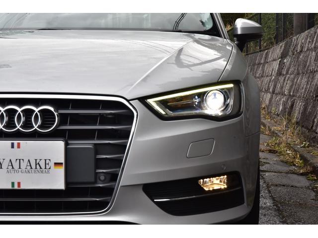 「アウディ」「A3」「コンパクトカー」「奈良県」の中古車23