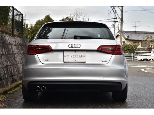 「アウディ」「A3」「コンパクトカー」「奈良県」の中古車24